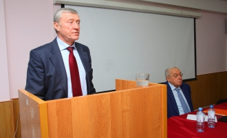 Лекция генсека ОДКБ Н.Н.Бордюжи
